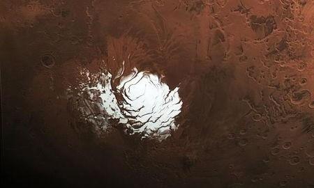 """火星发现大型地下湖泊!科学家用尽""""洪荒之力"""""""
